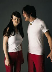 White Stripes - A Giugno In Italia